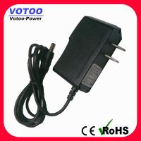 Quality AC Adapter power Switching Charger DC12V 1A For LED Video Light for sale