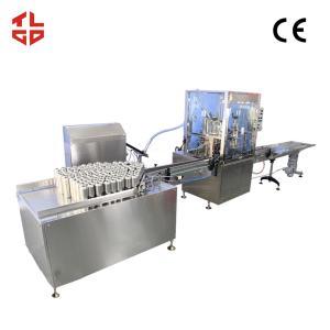 Wholesale 20CBM Automatic Aerosol Filling Machine , Spray / Aerosol Paint Can Filling Machine from china suppliers