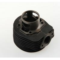 Wholesale Black Cast Iron Cylinder Block , High Performance Engine Parts BAJAJ135 / PAS125 from china suppliers