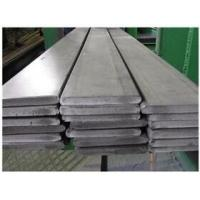 Wholesale Bright 410 Stainless Steel Flat Bar / 10mm stainless steel bar Annealing Treatment from china suppliers