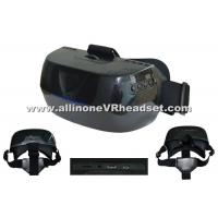 Wholesale Convenient Black 3D Virtual Reality Glasses 3 Hours Playing 64 Bit Processer from china suppliers
