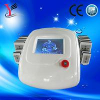 Wholesale Beauty salon equipment/ diode lipo laser cavitation machine/lipo weight loss from china suppliers