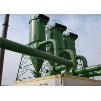 Wholesale High Effective Baghouse Cyclone Dust Collector Stable Performance from china suppliers