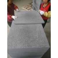 Wholesale Hot sales G654 Granite,Cheap Chinese Granite G654 Polished Dark Grey Granite Pavers,Paving Tile from china suppliers