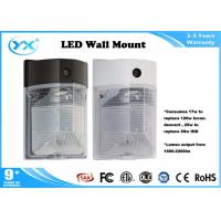 Wholesale CRI80 25 watt 120v / 277v Photocell Led Wall Pack Lights energy - saving from china suppliers