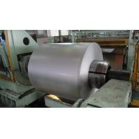 Hot Dipped Galvalume Steel Coil / Sheet With 0.30 - 1.50 mm Thickness