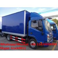 Wholesale Factory customized best price JAC 4*2 LHD freezer refrigerator van truck for sale,Wholesale JAC 4tons cold room truck from china suppliers