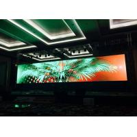 Wholesale HD Indoor LED Video Wall 5x5 / Custom RGB LED Display Board For Exhibition Shows from china suppliers