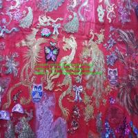 Wholesale MESH LASER SEQUIN fabric from china suppliers