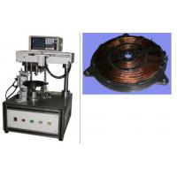 Wholesale Indution cooker winding cooker tray winding Concave IH disk winding machine from china suppliers