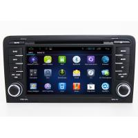 Wholesale Integrated Navigation System , Audi Car DVD Player GPS A3 S3 RS3 2005-2012 from china suppliers