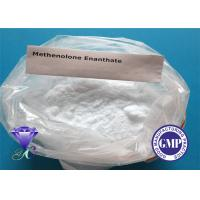 Wholesale Methenolone Enanthate Injectable Anabolic Steroids Muscle Growth 303-42-4 from china suppliers