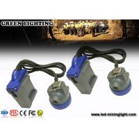 Wholesale Digital Miners Light Rechargeable , Semi - Cored Miners Hat With Light from china suppliers