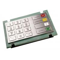 Wholesale Waterproof PCI EPP 2.x certified EPP Keypad ZT596E with 10 Numeric Keys from china suppliers