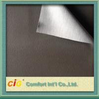 Wholesale Shrink - Resistant PVC Artificial Leather Knitted Fabric For Car Seat from china suppliers