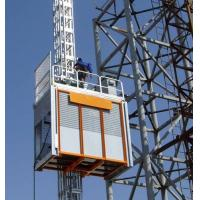 Wholesale Material Construction Hoist Elevator for Building , Transport Platforms from china suppliers
