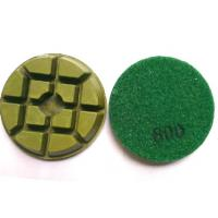 Wholesale Typhoon 3 Inch Concrete Polishing Pads from china suppliers