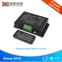 Wholesale Hot selling 21 keys wireless programmable DC12V-DC24V smd 5050 led strip rgb controller from china suppliers