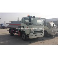 Quality SINOTRUK HOWO 4x2 4102N Light Oil Tank Truck For Transportation for sale