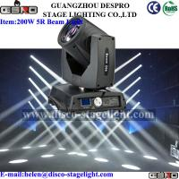 Wholesale Sharpy Beam Moving Head Rotating  230W 7R With Focus from china suppliers