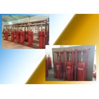 Wholesale Single Zone 5.6Mpa Hfc227Ea Fire Suppression Systems For Cargo Hold from china suppliers