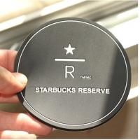 Quality Eco-friendly silicone black 8.5 cm tea cup coaster for sale