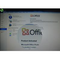 Wholesale Microsoft Office 2013 Professional Plus Key Online Activate by Internet from china suppliers