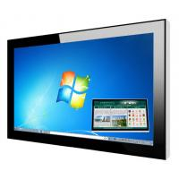 Wholesale PC Inside 55 Inch touch screen interactive digital signage with 10/100M Ethernet from china suppliers