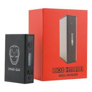 Wholesale New arrival Box mod 60w Hybrid temperature control e cigarette big vapor model box mod from china suppliers