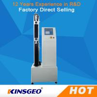 Wholesale ASTM D903 Multi Function Tensile Universal Testing Machines with 50~500 mm/min from china suppliers