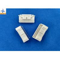 Wholesale 250V AC / DC 2.0mm Pitch PA66 Material Automotive Electrical PAD Connectors Double Row from china suppliers