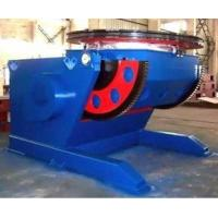 Wholesale 3 Tons Tilting Automatic Welding Positioner  Circular Working Table VFD Control Rolling Speed from china suppliers