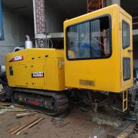 Buy cheap Yellow Color 32 Tons Horizontal Directional Drilling Rigs 0-140RPM Spindle Speed from wholesalers