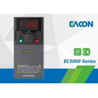 Wholesale Grey Single Phase Ac Drive VFD 0.5hp 0.75kw Variable Speed Drive Energy Saving from china suppliers
