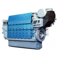 Wholesale MAN Mak Himsen Caterpiller Cummins Weichai marine diesel generator from china suppliers