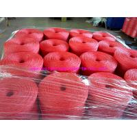 Wholesale Recycled Split Film Banana Rope Twine , Plastic Greenhouse Twine 22500D 27000D from china suppliers