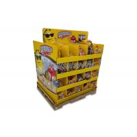 Wholesale Cardboard Pallet Chocolate Point Of Sale Display Two Way 100x800x1320 mm from china suppliers