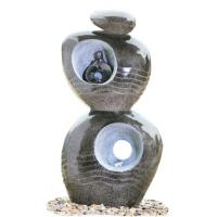 Wholesale Garden Ball Decoration Resin Water Fountain Fiberglass Rolling Sphere Fountain from china suppliers