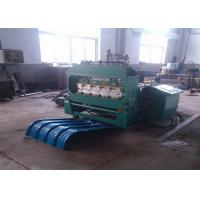 Wholesale Arch Roof Curving Machine / Automatic Color Steel Roll Forming Machine from china suppliers