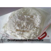 Wholesale Dromostanolone Enanthate Injectable Anabolic Steroids , Male Enhancement Masteron Raw Powder Steroids from china suppliers