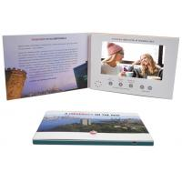 Wholesale Promo Advertising A5 7'' Digital Catalogue Card Lcd Screen Video Greeting Brochure For Wedding Invitation from china suppliers