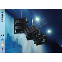 Interactive Arc Screen 4D projector cinema simulation 4D Movie Theater 4D cinema system