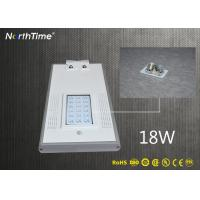 Wholesale 18W Automatic Time Control Solar Powered Road Lights Outdoor with CE RoHs Certificates from china suppliers