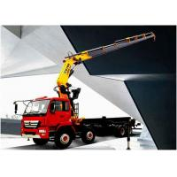 Wholesale Durable 25 Tons Commercial Knuckle Boom Truck Mounted Crane, 19m Lifting Height from china suppliers