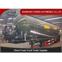 Wholesale V Type Middle-Density Cement Tanker Truck 30-75CBM Loading Capacity from china suppliers