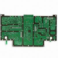 Wholesale PCB Assembly with 0.3mm QFP Pitch and Six Layer Count from china suppliers
