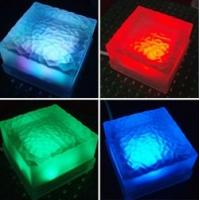Wholesale Garden use RGB led brick lamp from china suppliers