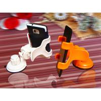 Wholesale GPS Cell Phone Universal Car Mount Holder , Suction Desk / Car Rotation Holder for S3 S4 iPhone 4 4S from china suppliers
