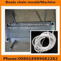 roller blinds curtain beaded beads plastic ball chain mould