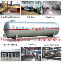 Wholesale CLW 60,000L LPG gas storage tank for propane for sale from china suppliers
